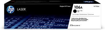 Originálny toner HP 106A, HP W1106A (Čierny)