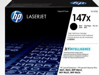 Originálny toner HP 147X, HP W1470X (Čierny)