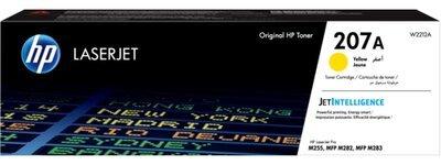 Originálny toner HP 207A, HP W2212A (Žltý)