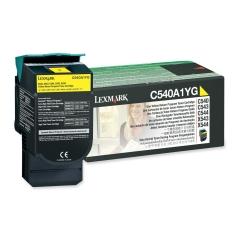 Toner do tiskárny Originálny toner Lexmark C540A1YG (Žltý)