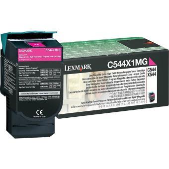 Originálný toner Lexmark C544X1MG (Purpurový)