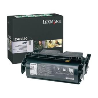 Originálny toner Lexmark 12A6830 (Čierný)