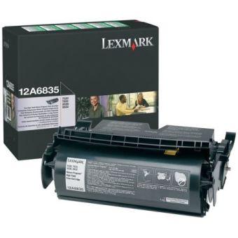 Originálny toner Lexmark 12A6835 (Čierný)