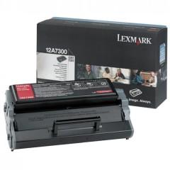 Toner do tiskárny Originálny toner Lexmark 12A7300 (Čierny)