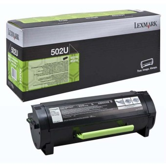 Originálny toner Lexmark 50F2U00 (Čierny)