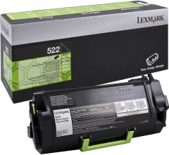 Toner do tiskárny Originálny toner Lexmark 52D2000 (Čierny)