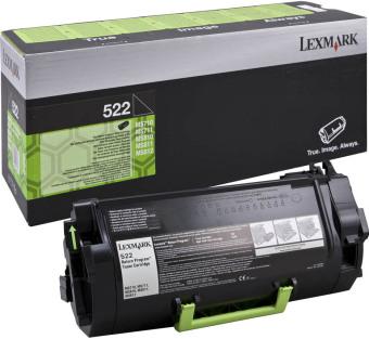 Originálny toner Lexmark 52D2000 (Čierny)