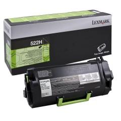 Toner do tiskárny Originálny toner Lexmark 52D2H00 (Čierny)