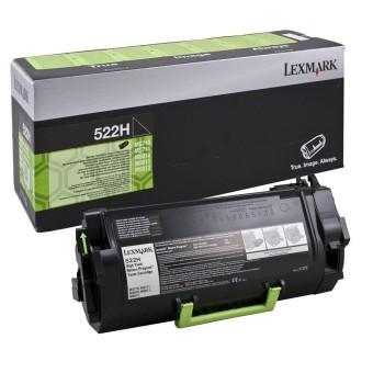 Originálny toner Lexmark 52D2H00 (Čierny)