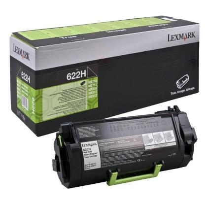 Originálny toner Lexmark 62D2H00 (Čierný)