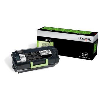 Originálny toner Lexmark 62D2X00 (Čierny)