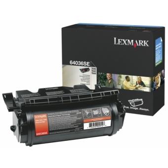 Originálny toner Lexmark 64036SE (Čierny)
