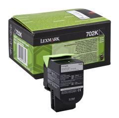 Toner do tiskárny Originálny toner Lexmark 70C20K0 (Čierny)