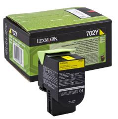 Toner do tiskárny Originálny toner Lexmark 70C20Y0 (Žltý)