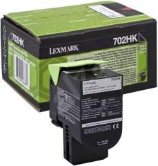 Toner do tiskárny Originálny toner Lexmark 70C2HK0 (Čierny)