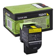 Toner do tiskárny Originálny toner Lexmark 70C2HY0 (Žltý)
