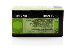 Toner do tiskárny Originálny toner Lexmark 80C2HK0 (Čierny)