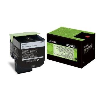 Originálny toner Lexmark 80C2XK0 (Čierny)