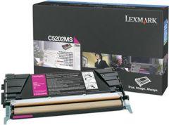 Toner do tiskárny Originálny toner Lexmark C5202MS (Purpurový)