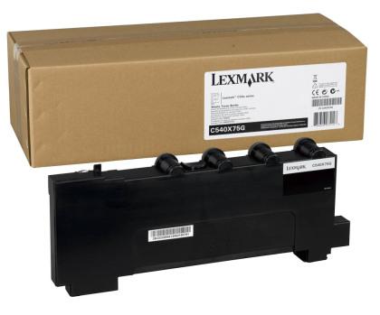 Originálna odpadová nádobka Lexmark C540X75G