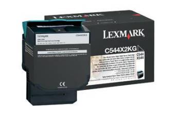 Originálny toner Lexmark C544X2KG (Čierny)