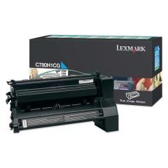 Toner do tiskárny Originálny toner Lexmark C780H1CG (Azúrový)