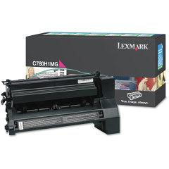 Toner do tiskárny Originálny toner Lexmark C780H1MG (Purpurový)