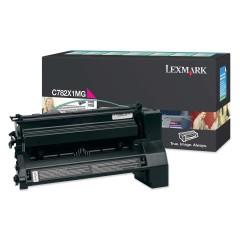 Toner do tiskárny Originálny toner Lexmark C782X1MG (Purpurový)