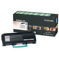 Toner do tiskárny Originálny toner Lexmark E260A11E (Čierny)