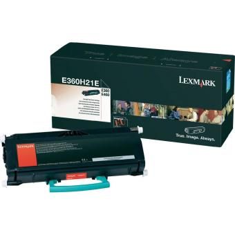 Originálny toner Lexmark E360H21E (Čierny)