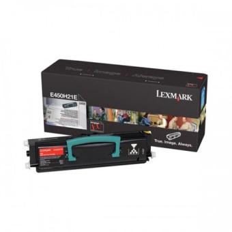 Originálny toner Lexmark E450H21E (Čierný)