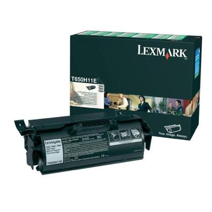 Originálny toner Lexmark T650H11E (Čierny)