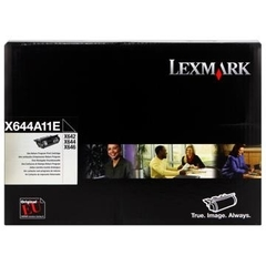Originálny toner Lexmark X644A11E (Čierny)