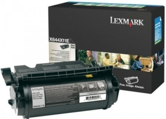 Originálny toner Lexmark X644X11E (Čierny)
