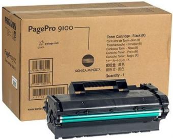 Originálny toner MINOLTA P1710497001 (Čierny)