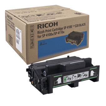 Originálny toner Ricoh 402810 (Čierný)
