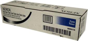 Originálny toner XEROX 006R01176 (Azúrový)