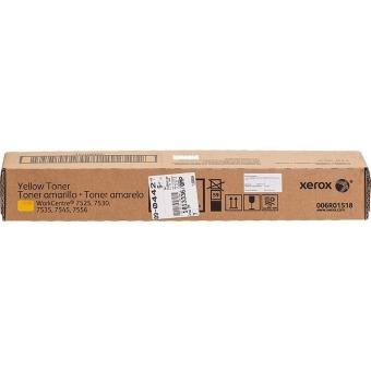 Originálny toner XEROX 006R01518 (Žltý)