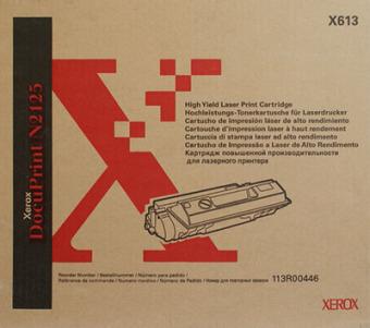 Originálny toner XEROX 113R00446 (Čierny)