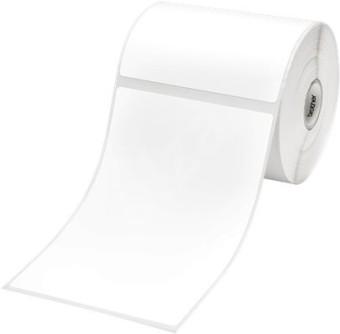 Originálne etikety Brother RD-S02E1, papierové biele, univ. štítok, 102 x 152mm, 278ks