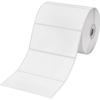 Kompatibilné etikety Brother RD-S03E1, papierové biele, univ. štítok, 102 x 50mm, 836ks