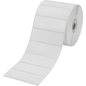 Kompatibilné etikety Brother RD-S04E1, papierové biele, univ. štítok, 76 x 26mm, 1552ks