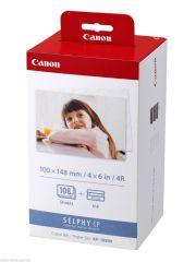 Fotopapier pre termosublimačné tlačiarne Canon 10x15cm, 108ks (KP108IN)