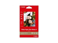 Fotopapier 10x15cm Canon Plus Glossy, 50 listov, 260 g/m2, lesklý, biely, inkoustový (PP-201)