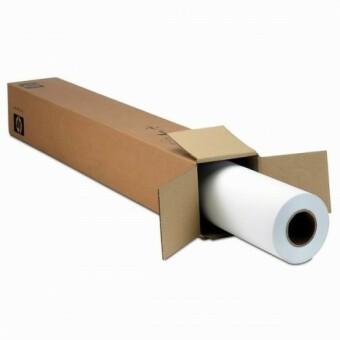 Role s fotopapierom HP Everyday Adhesive Matte Polypropylene, 1067 mm x 22,9 m, 120 g/m2, matný, pre atramentové tlačiarne, dvojbalenie (C0F20A)