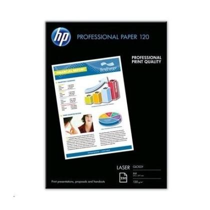 Fotopapier A4 HP Premium Plus Glossy, 250 listov, 120 g/m2, lesklý, bielý, laserový (CG964A)