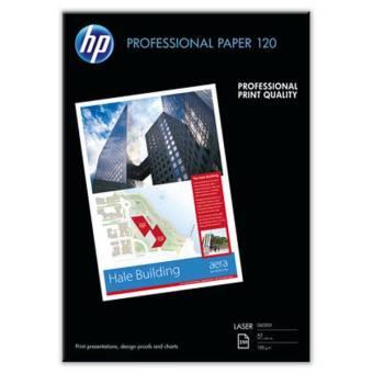 Fotopapier A3 HP Profesional Glossy Laser, 250 listov, 120 g/m2, lesklý, bielý, laserový (CG969A)