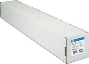 Role s fotopapierom HP Coated Paper, 594 mm x 45,7 m, 90 g/m2, poťahovaný, pre atramentové tlačiarne (Q1442A)