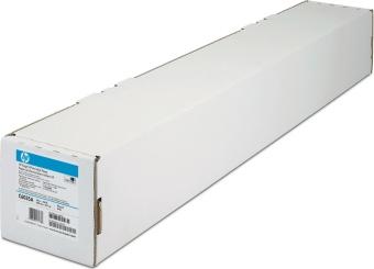 Role s fotopapierom HP Bright White Inkjet, 594 mm x 45,7 m, 90 g/m2, pre atramentové tlačiarne, matný (Q1445A)