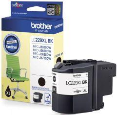 Cartridge do tiskárny Originálna cartridge Brother LC-229XLBK (Čierná)
